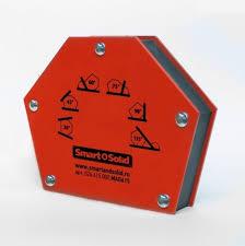 <b>Магнитный угольник</b> универсальный для сварки <b>Smart&Solid</b> ...