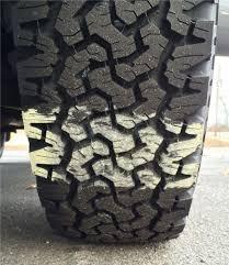 Bfg Ko Load E Tire Pressure Tacoma World