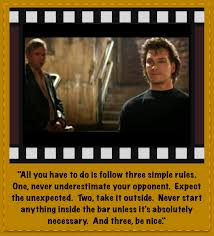 Page 2 of The Best Fight Scenes from Road House MensJournal.