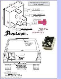 wiring third brake light on truck cap wire center \u2022 LED Brake Light Wiring Diagram logic boxes for truck cap 3rd brake light wiring rh centurydistributing com wiring 3rd brake light