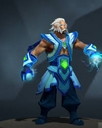 zeus new default model not mentioned in patch notes dota2