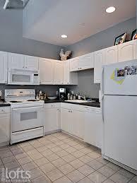 of white appliances boston lofts by loftsbostoncom inc u003eu003e residential loft kitchens with appliances c41 kitchens