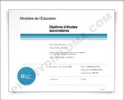 quebec com quebec fake secondary school diploma
