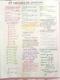 calculus review sheet i really love your formula sheets can you post hold on a