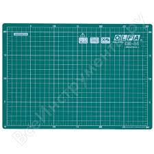 <b>Коврик защитный</b>, <b>формат</b> A4 <b>OLFA</b> OL-CM-A4 - цена, отзывы ...