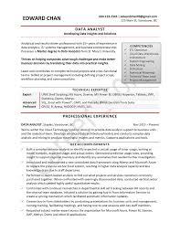 Tableau Resume Sample Resumes Career Story 33