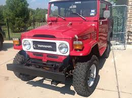Find used 1979 Toyota Land Cruiser Base Sport Utility 2-Door 4.2L 2F ...