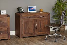 solid walnut hidden home office. sophisticated walnut hidden home office solid