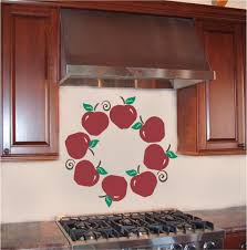 Apple Wall Decor Kitchen Kitchen Awesome Rustic Country Kitchen Wall Decor With Brown