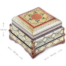 Decorative Jewelry Gift Boxes Decorative Jewelry Gift Boxes Luxury Square Jewelry Decorative 23
