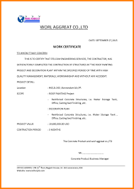 Employment Certificate To Whom It May Concern Certificate Template