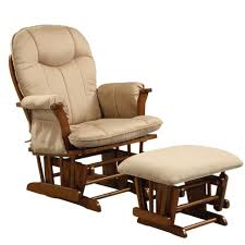 wooden rocking chair for nursery. Glider Rocking Chairs For Nursery Room : Baby Chair Design With Brown Wooden E