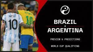 Brazil vs Argentina live stream: Watch World Cup Qualifying online