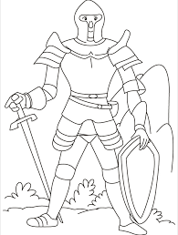 Small Picture warrior coloring pages