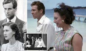 Princess Margaret entered marriage to Armstrong-Jones because of ...