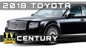 2018 Toyota Century Release Dates and Prices - YouTube