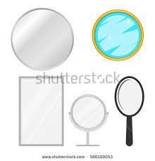 mirror reflection different clipart. mirror, mirror icon, piece of furniture, to look, reflection, reflect. reflection different clipart