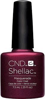 <b>CND Shellac</b> - <b>Masquerade</b> 7.3ml/0.25 fl oz: Amazon.co.uk: Beauty