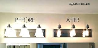 bathroom light bar fixtures bath lighting ideas with meridian vanity for cover covers a76