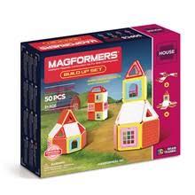 Магнитный <b>конструктор MAGFORMERS</b> 705003 <b>Build</b> Up Set