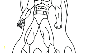 Superhero Coloring Book Pages Redjoinfo