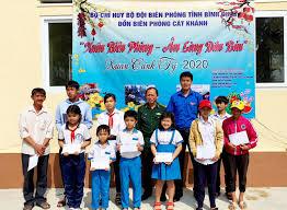 Đoàn trường Đại học Quy Nhơn thăm và tặng quà đơn vị kết nghĩa – Tuổi trẻ  Bình Định, Tỉnh đoàn Bình Định, Hội LHTN Việt Nam tỉnh Bình Định, Hội Sinh