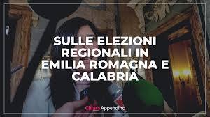 Risultati finali elezioni regionali