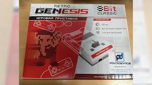 <b>Dendy Retro</b> Genesis Classic 8 bit купить в Республике ...