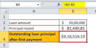 Principal Payment Calculation Loan Principal Definition Example Calculate Loan