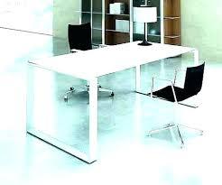 tempered glass office desk. Glass Office Desks Tempered Desk Top .