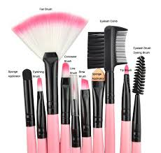 makeup brush list of makeup brushes and uses their uses correct trusper diffe makeup brushes