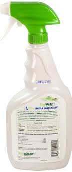 Is spraying weed killer on the lawn harmful to children or pets who play on it? Ecosmart 33609 Environmentally Safe Organic Weed And Grass Killer 895591001211 2