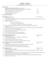 Scribe Resume