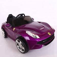 2-8 years old ride on toy/ 6V4.5*2 battery automatic small baby car