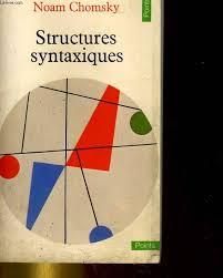 Livre: Structures syntaxiques, Noam Chomsky, Points, Points Essai,  9782020050739 - Librairie Dialogues