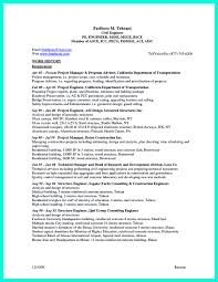 Objective For Civil Engineer Resume There Are So Many Civil Engineering Resume Samples You Can Download 15