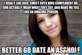 funny-girls-logic-on-date-meme-pics | Bajiroo.com via Relatably.com