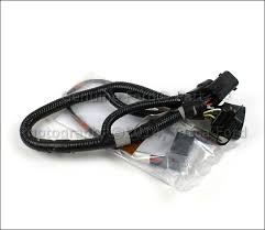 brand new ford oem trailer tow electric wiring harness 4l3z 13a576 da