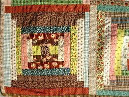 barbara ckman s material culture odd log cabin a free quilt