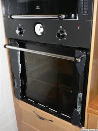 ikea oven door shatters spontaneously