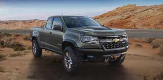 Chevrolet Colorado ZR2 Concept | Official specs and pictures ...