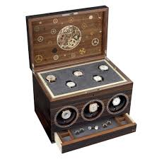 Start Boxes Keeping Time Bespoke Watch Winder Boxes For A Single Watch Or An