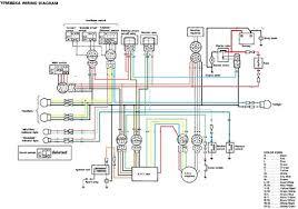 yamaha beartracker cdi wiring color codes