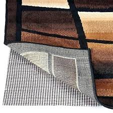 rubber rug pad which side up and felt pads non slip padding skid for area rugs are rubber rug pads