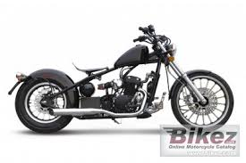 2011 ajs bobber 125 specifications and pictures