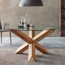 round glass dining table modern room tables with tops circular top