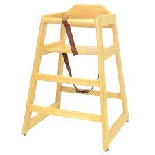 restaurant style wooden high chair. Wood Restaurant High Chair Style Wooden N