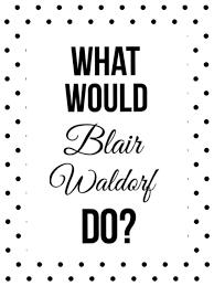 Blair Waldorf Iphone 6 Wallpaper Gossip Girl Calligraphy 1395884