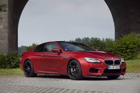 BMW M6: All You Want (Too Bad About the Guilt) - WSJ