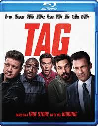 Tag [Blu-ray] [2018] - Best Buy